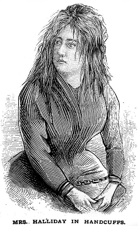 Lizzie Halliday
