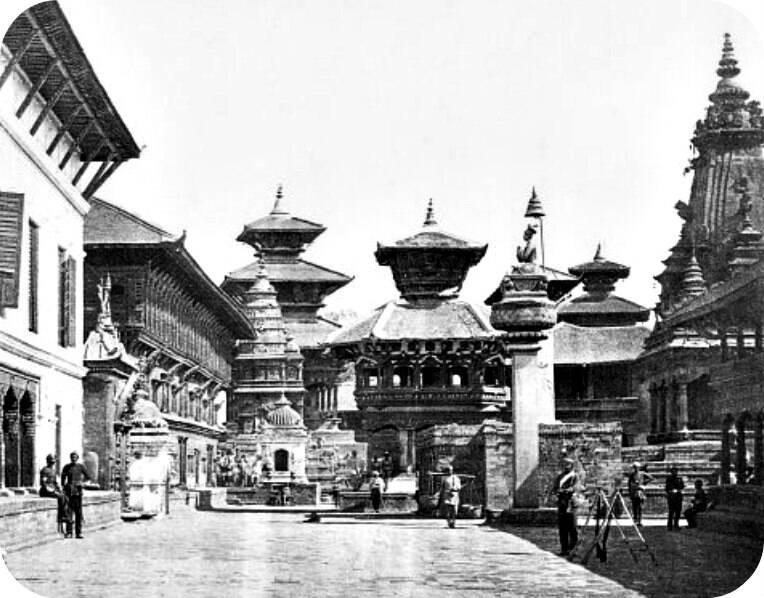 Kingdom Of Nepal In 1940