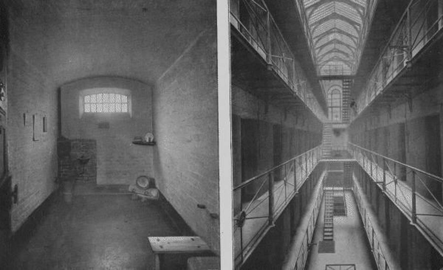 Newgate Prison Cell Block