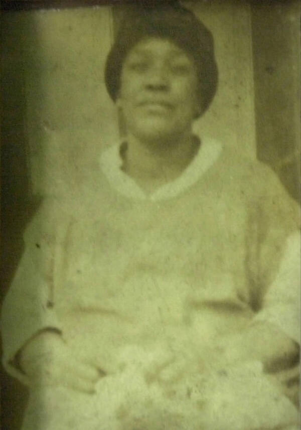 Photograph Of Harriet Muse
