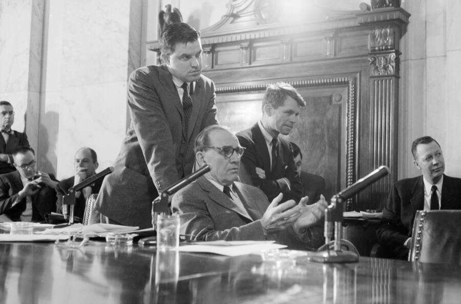 Robert Kennedy Rackets Committee