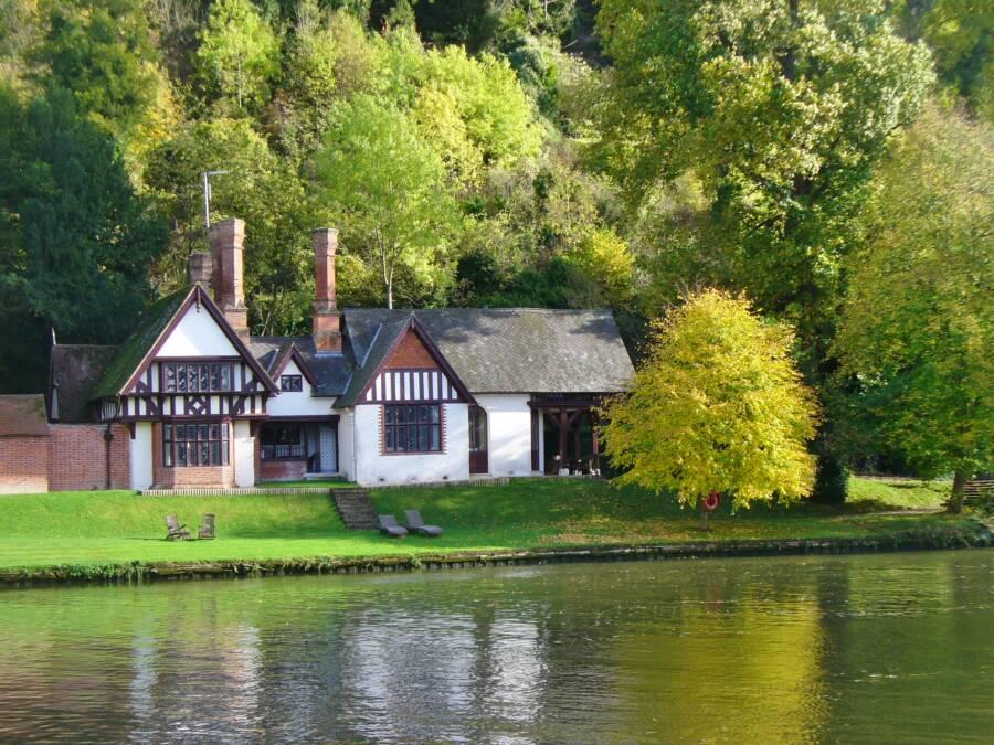 Spring Cottage Cliveden