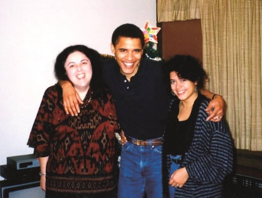 Barack Obama's Mom