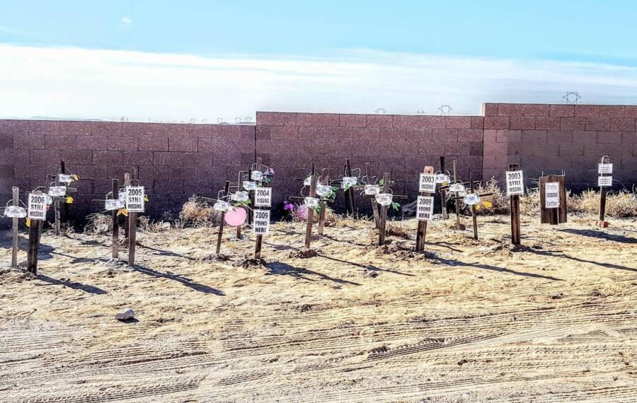 West Mesa Murders Memorial