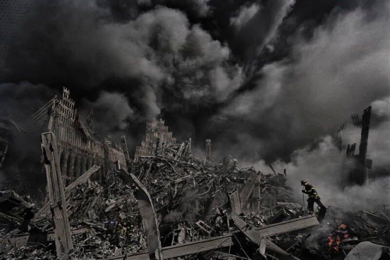 911 Photographs Darkness