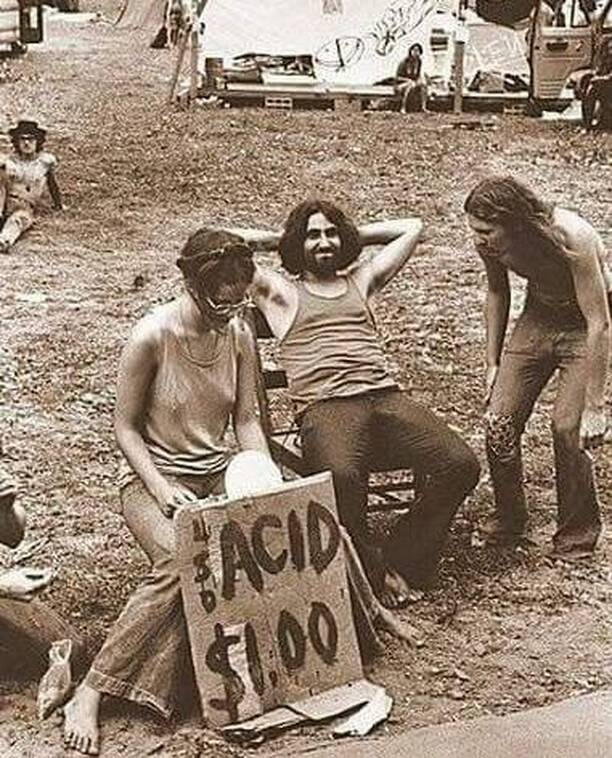 Acid At Woodstock