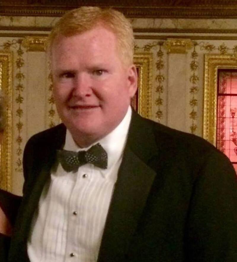 Alex Murdaugh In A Suit