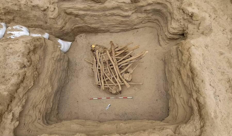 Calidda Tomb From Above