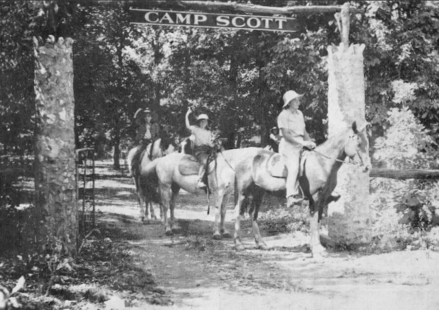 Oklahoma Girl Scout Murders
