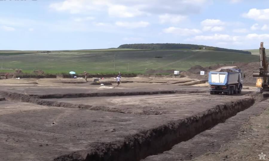 Cluj Napoca Construction Site