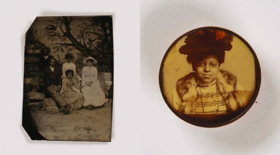 Daguerreotype By First Black Photographers