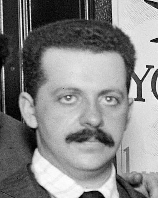 Edward Bernays Portrait