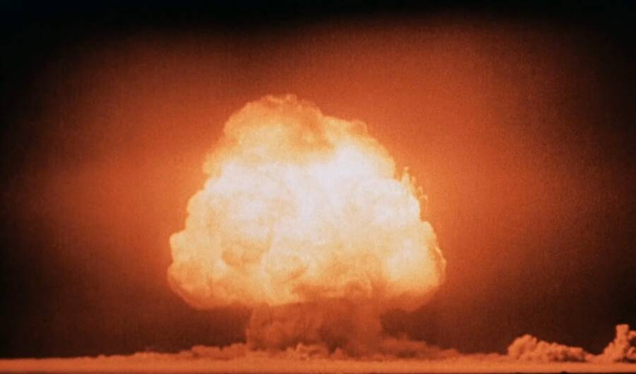First Nuclear Explosion