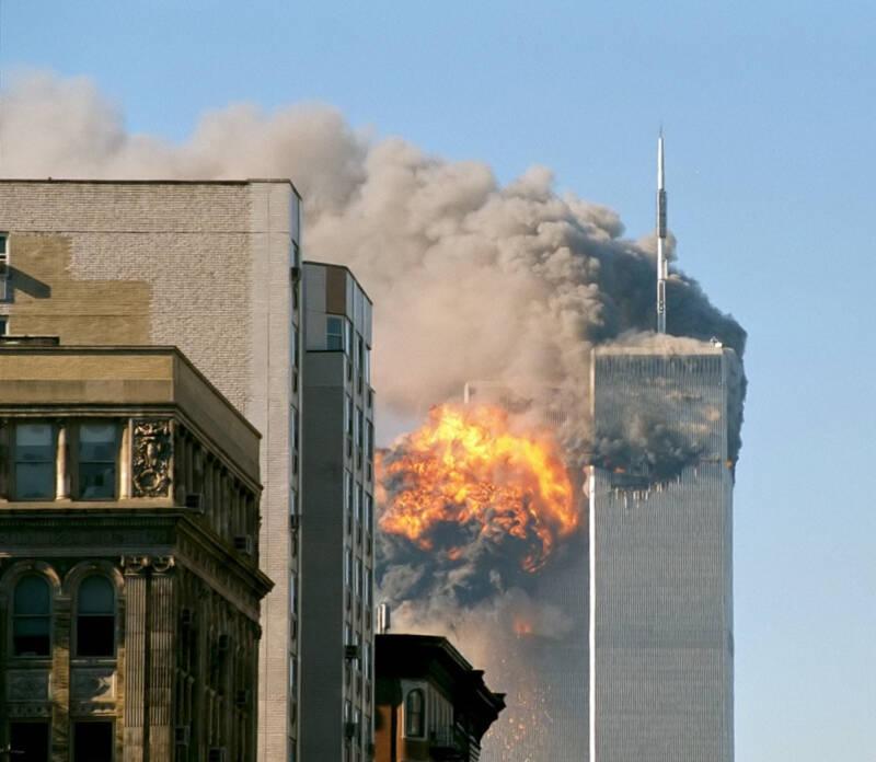 Flight 175 Crash