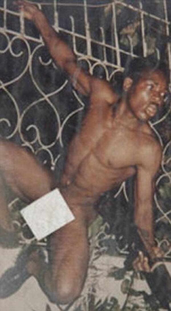 Joshua Milton Blahyi Nude