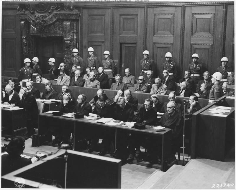 German War Crimes Trials