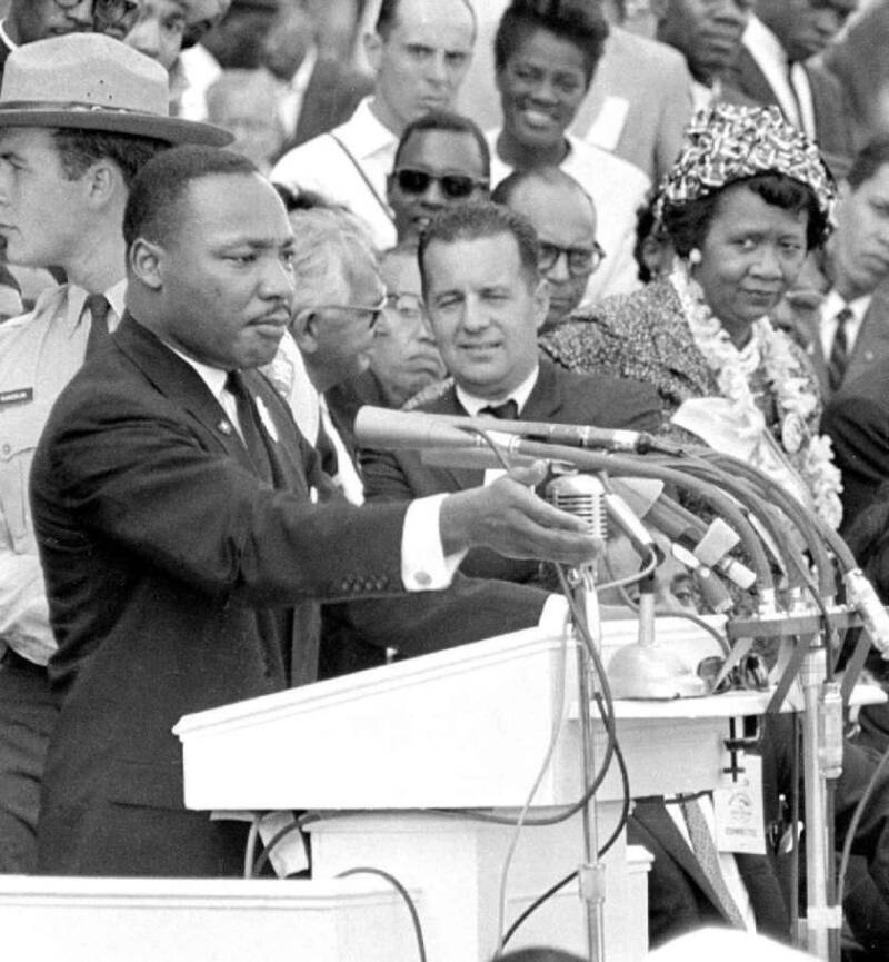 Height And MLK