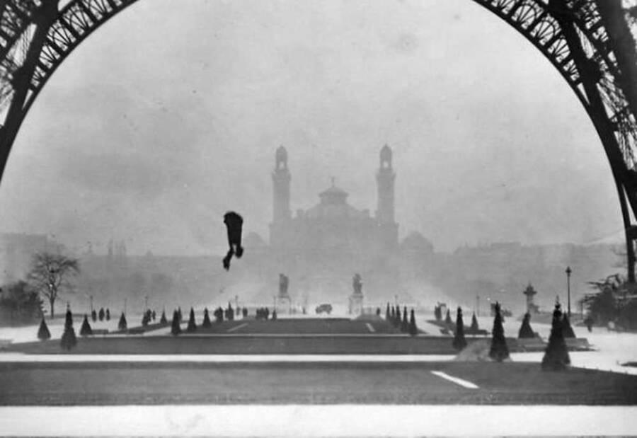 History Pictures Franz Reichelt