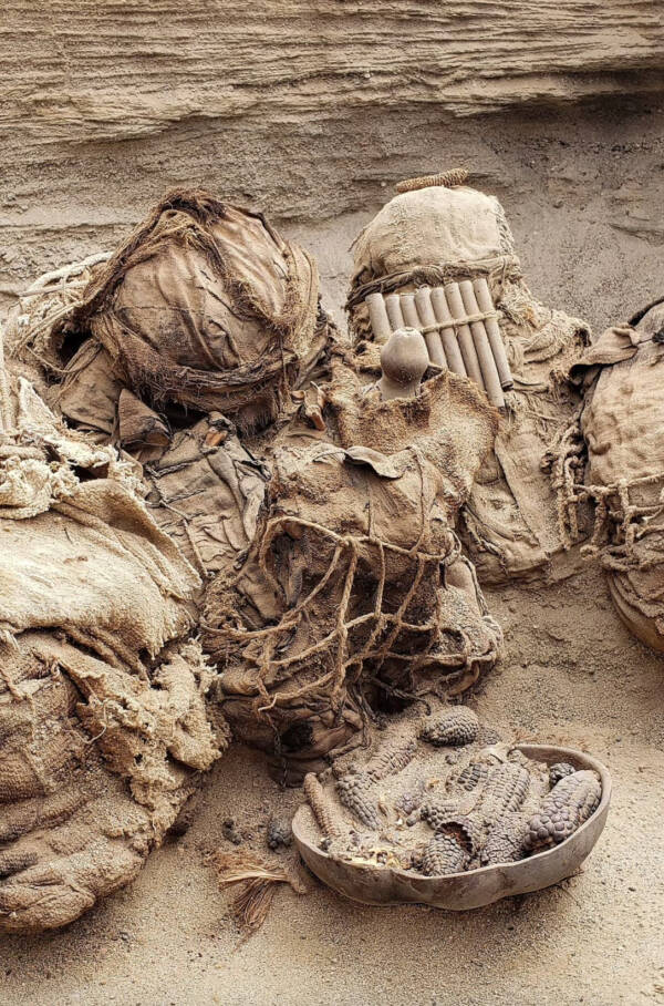 Human Remains In Chilca