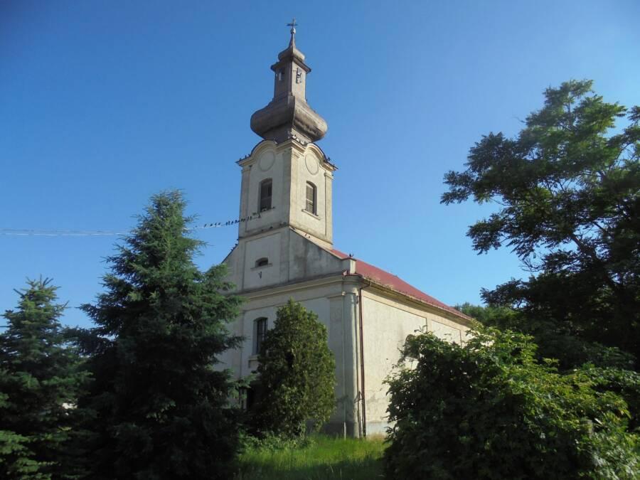 Nagyrév Reformed Church