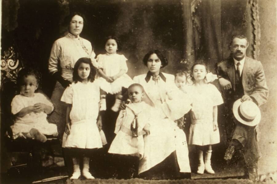 Pauli Murray Family