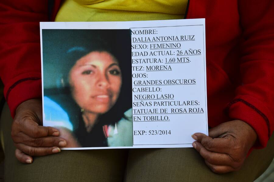 Potential 2011 San Fernando Massacre Victim