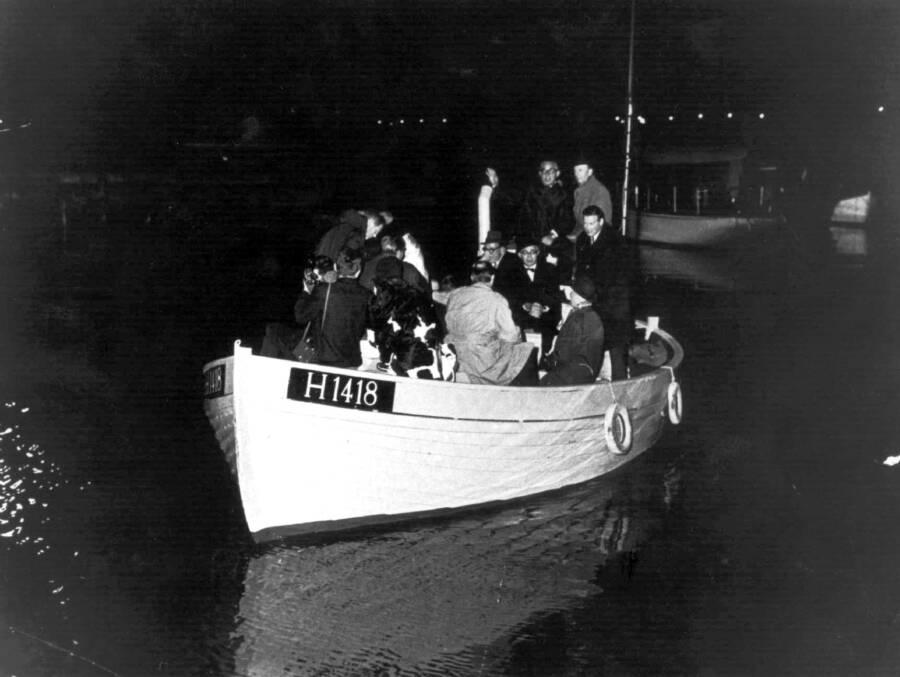Rescue Of Danish Jews