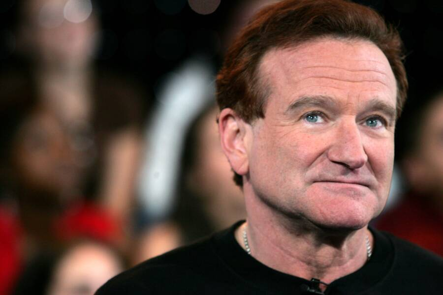 How Did Robin Williams Die