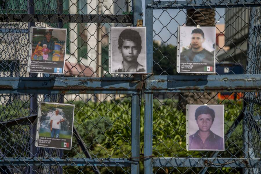San Fernando Massacre Victims