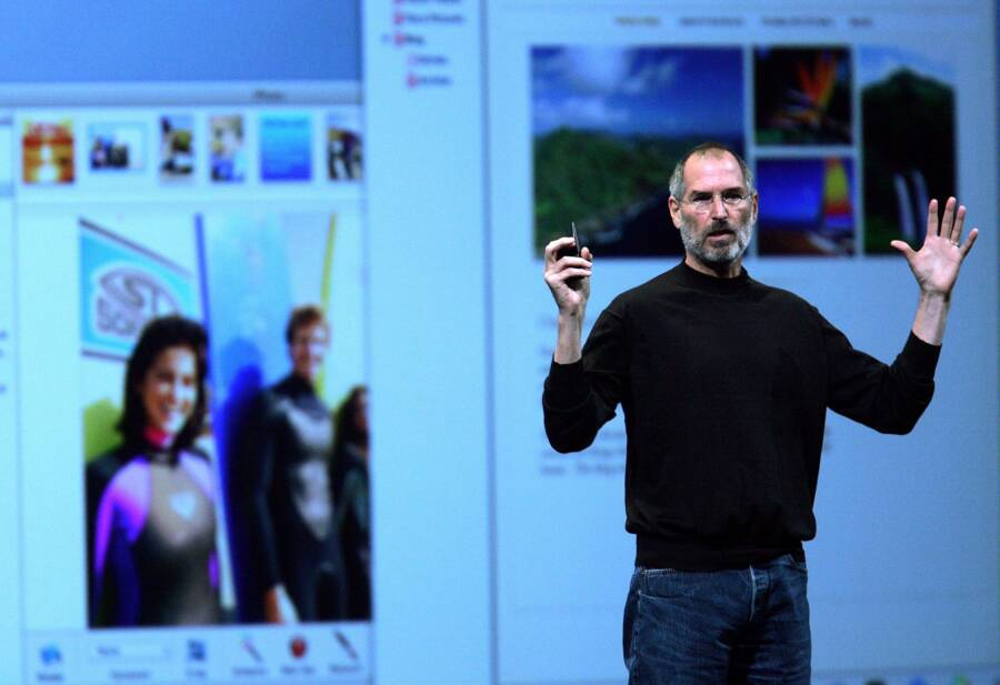 Steve Jobs In 2006