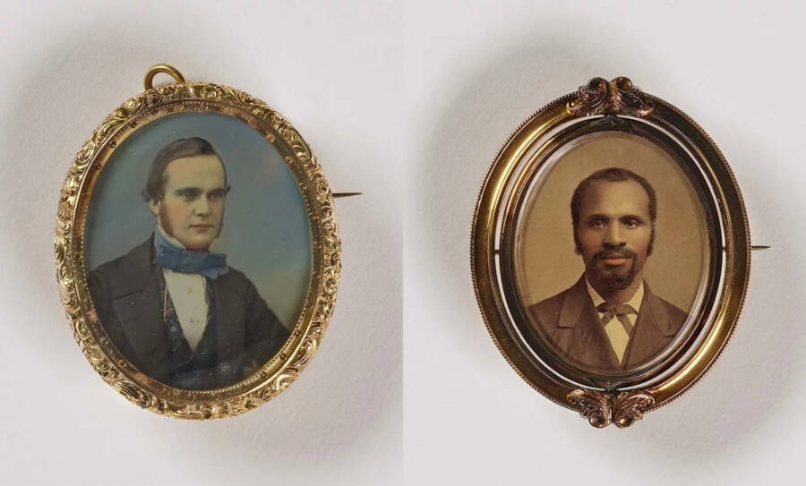 Two Daguerreotypes By First Black Photographers