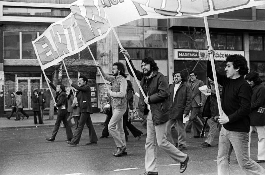 Victor Jara March