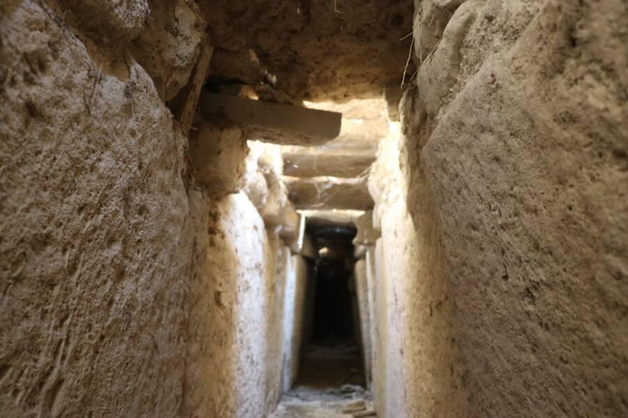 Walkable Tripolis Sewage System