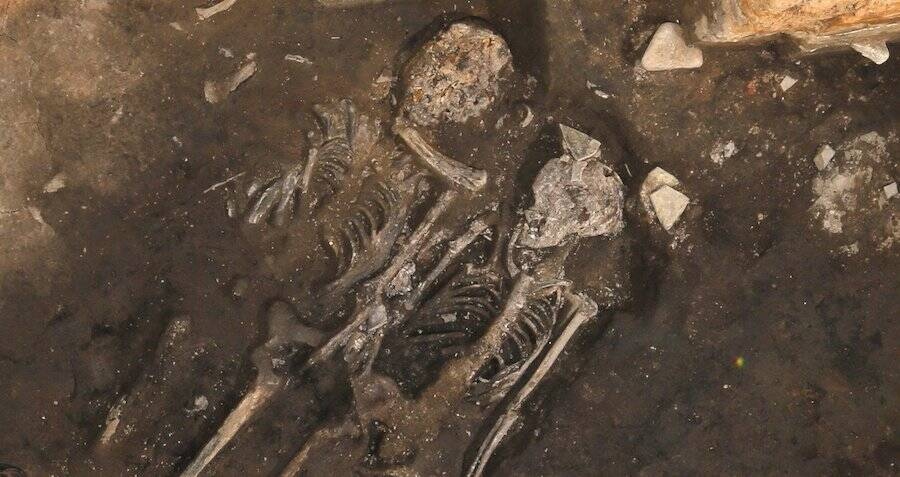 1,600-Year-Old Remains Found At A South Korean Palace Confirm Ancient Myths About Human Sacrifice