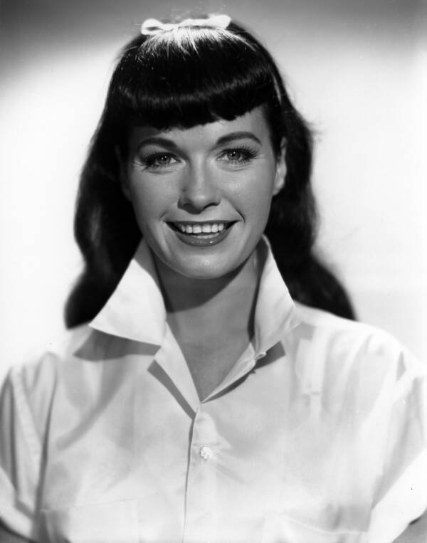 Young Bettie Page
