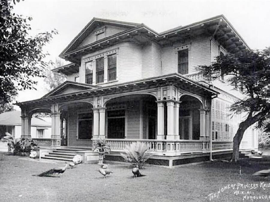 Ainahau Kaiulanis House