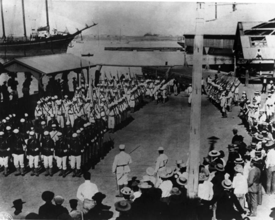 American Forces In Honolulu
