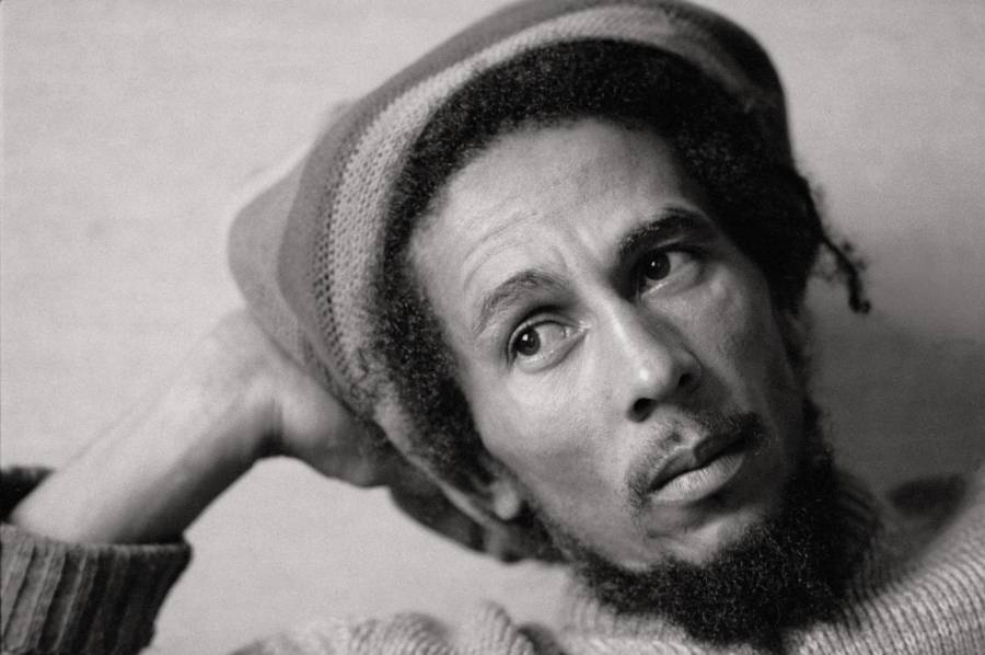 Bob Marley Death