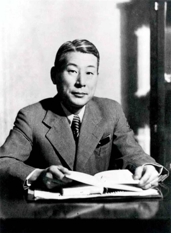 Chiune Sugihara Portrait