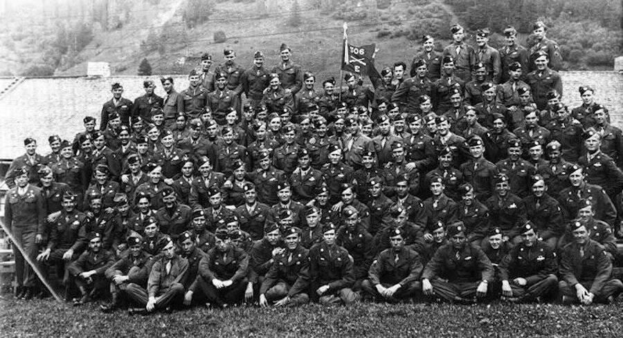 Easy Company In Austria
