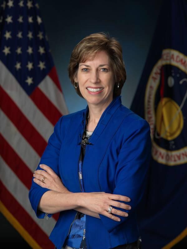 Ellen Ochoa Director
