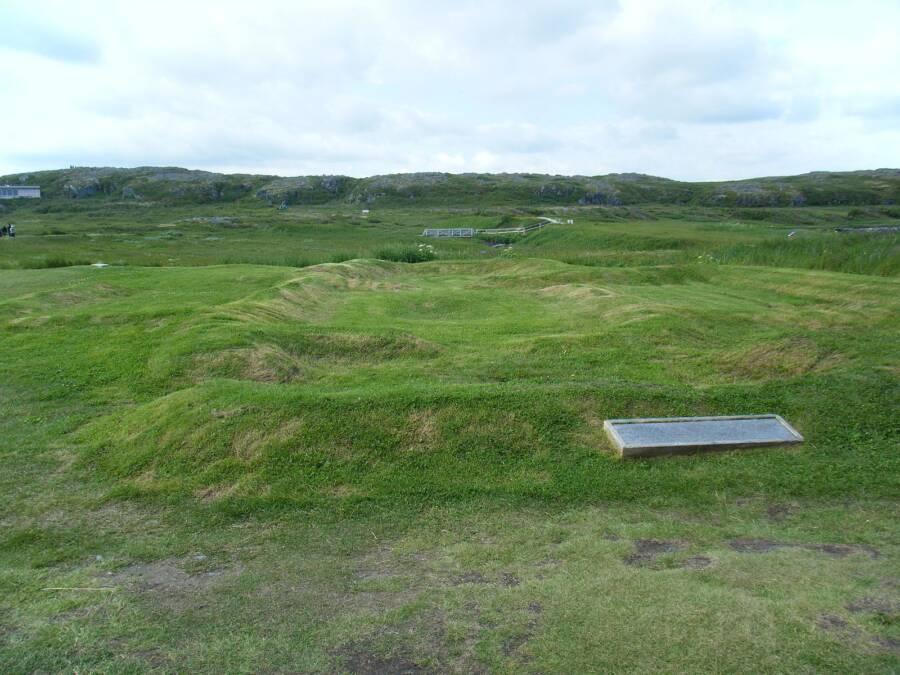 Lanse Aux Meadows Foundations