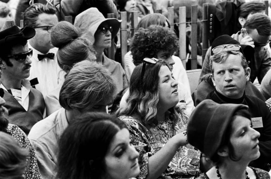Monterey Pop Festival In 1967
