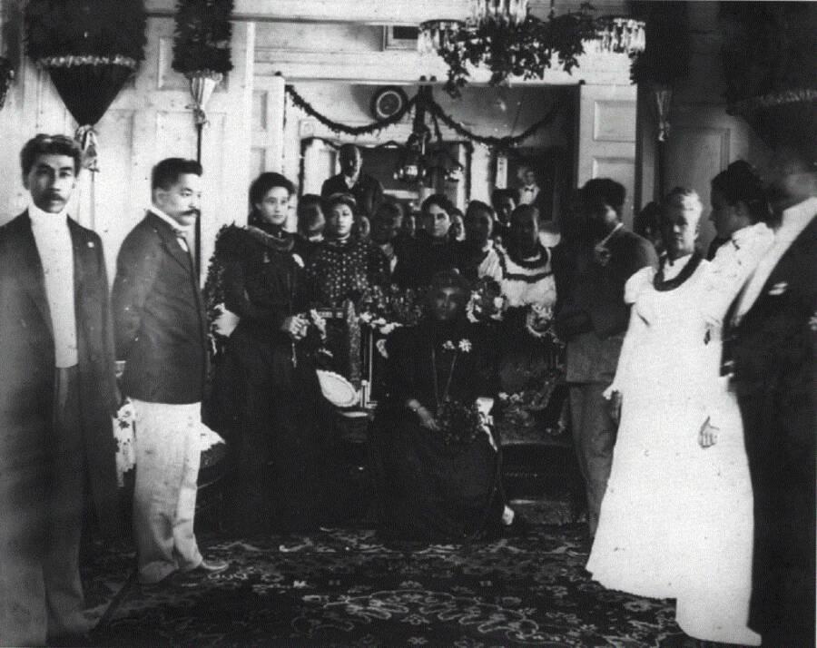 Royal Family Mourning