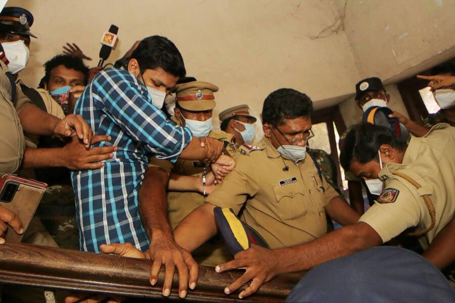 Sooraj Kumar In Custody
