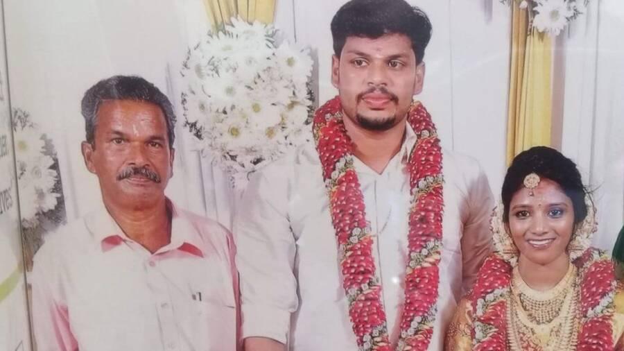 Sooraj Kumar With Wife